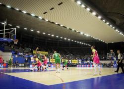 01. kolo ABA lige: Mega Bemax - Cedevita Olimpija