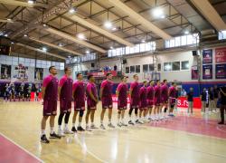 1/2 finale Superlige 3. utakmica: Mega Soccerbet - Partizan NIS