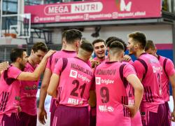 1/4 finale Superlige 1. utakmica: Mega Soccerbet - Vojvodina