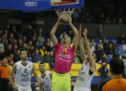 10.  kolo ABA lige: Mega Bemax - Partizan NIS