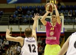 11. kolo ABA lige: Partizan NIS - Mega Leks