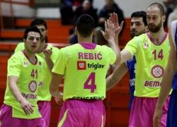 19. kolo ABA lige: Mega Leks - Zadar