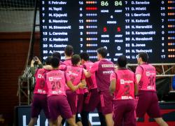19. kolo ABA lige: Mega Soccerbet - Borac