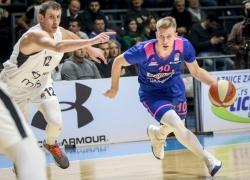 19. kolo ABA lige: Partizan NIS - Mega Bemax
