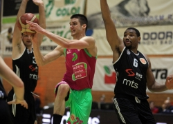 2. kolo Super lige: Mega Leks - Partizan NIS