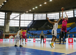 23. kolo ABA lige: Mega Soccerbet - Partizan NIS