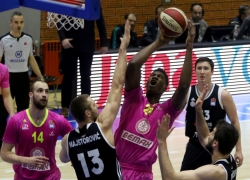 24. kolo ABA lige: Mega Leks - Partizan NIS