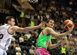5. kolo Super lige: Partizan NIS - Mega Leks