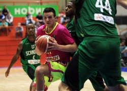 BCL Round 1: Mega Leks - Sidigas Avellino