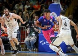 Cetvrtfinale Super lige: Partizan NIS - Mega Bemax