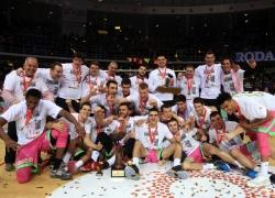 Mega Leks - Partizan - Finale Kupa Radivoja Koraća