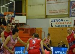 Mega Leks - Tamiš, XI kolo Superlige