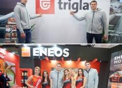 Poseta Triglav osiguranju i Eneosu na Sajmu automobila 2019